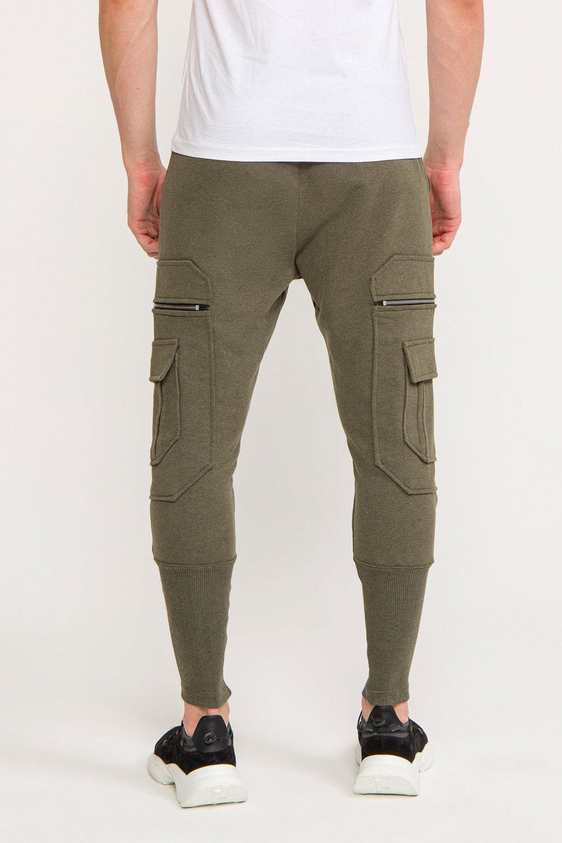 Destination Jogger - Khaki - Ron Tomson