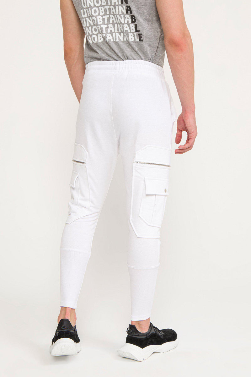 Destination Jogger - White
