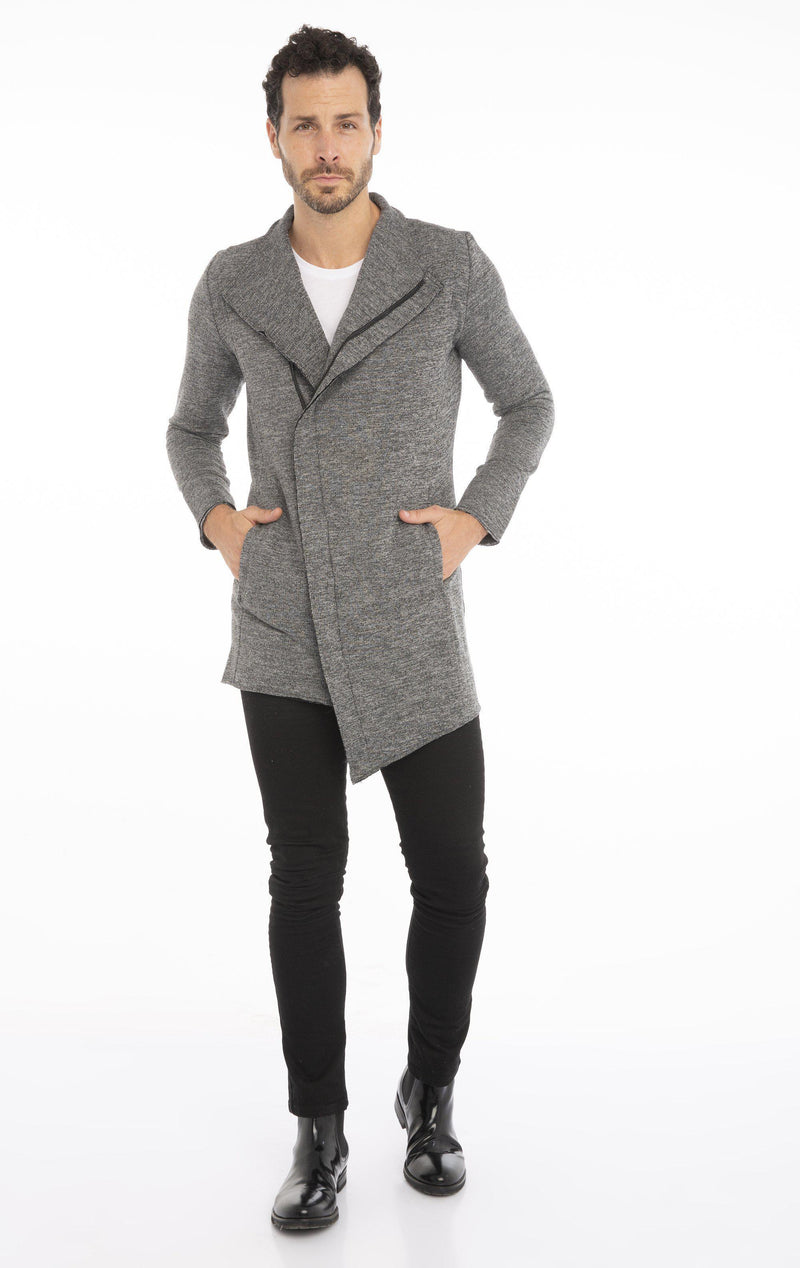 Destination Knit Cardigan - Anthracite