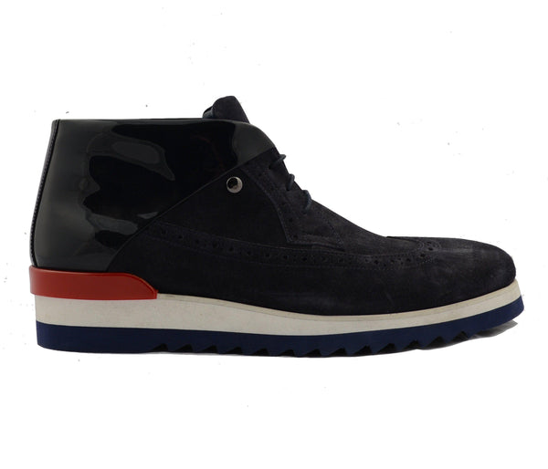 Ezmek Casual Sneakers - Navy