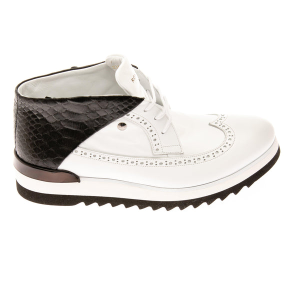 Ezmek Casual Sneakers - White Snake