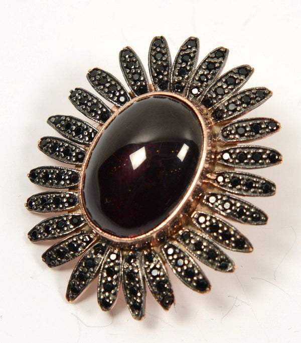 Flower Brooch - PN-1973