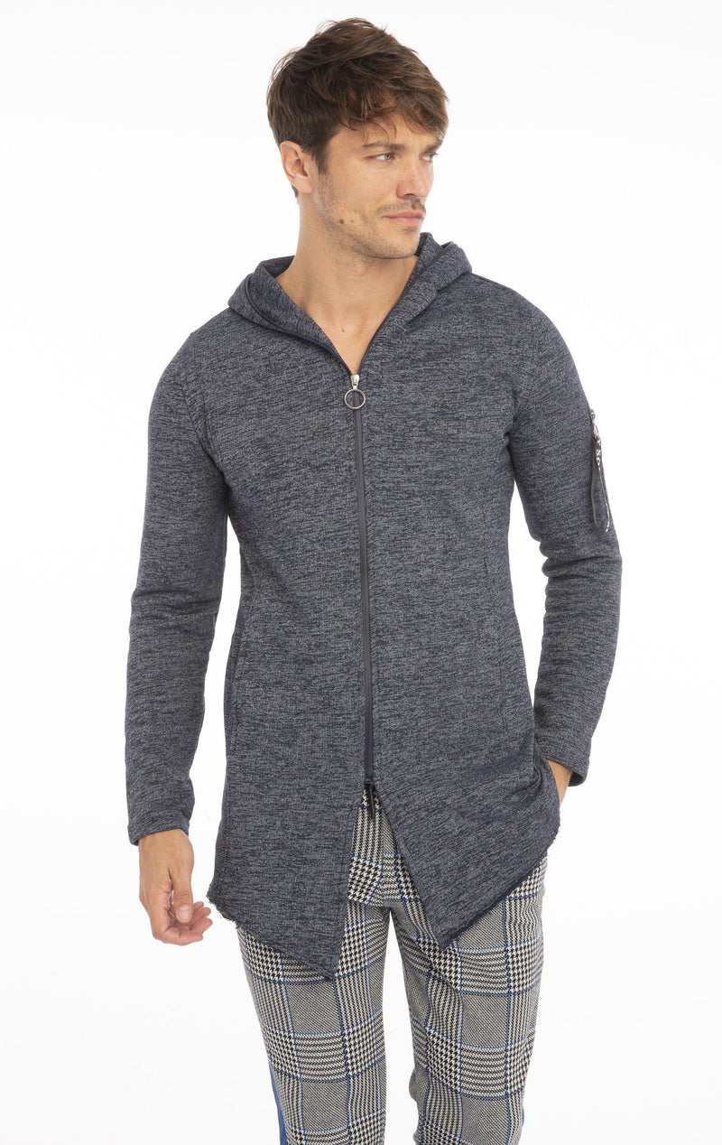 Fly Solo Definition Hoodie - Navy - Ron Tomson