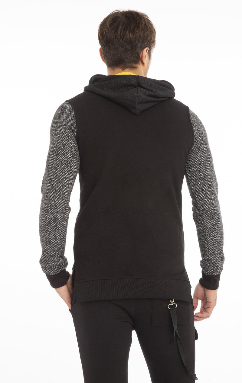 Hold Hoodie - Black - Ron Tomson
