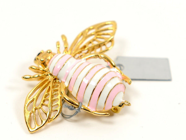Honey Bee Brooch - PN-1920