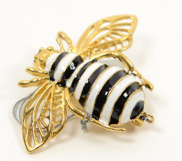 Honey Bee Brooch  - PN-1924