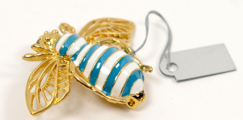 Honey Bee Brooch - PN-1935 - Ron Tomson