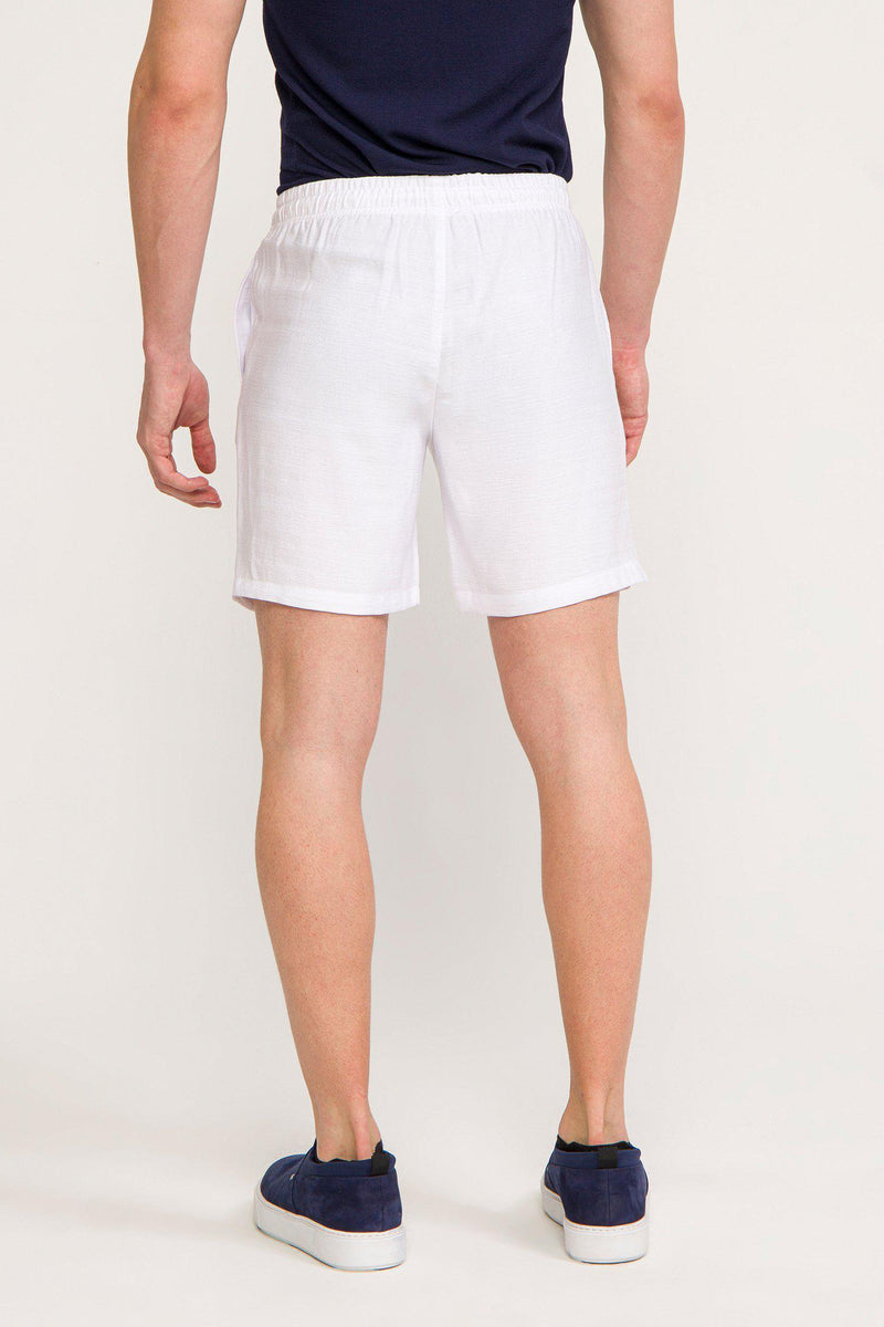 Lightweight Shorts - WHITE - Ron Tomson