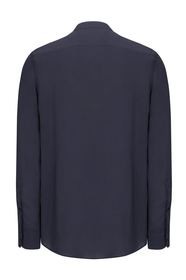 Long Sleeve Shirt in Navy