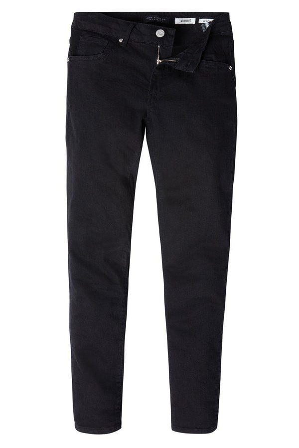 LUX 2 WEEKS WASH BLACK DENIM