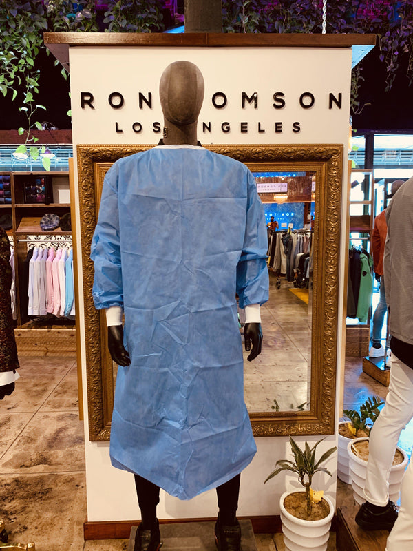 Medical Isolation Gown - Ron Tomson