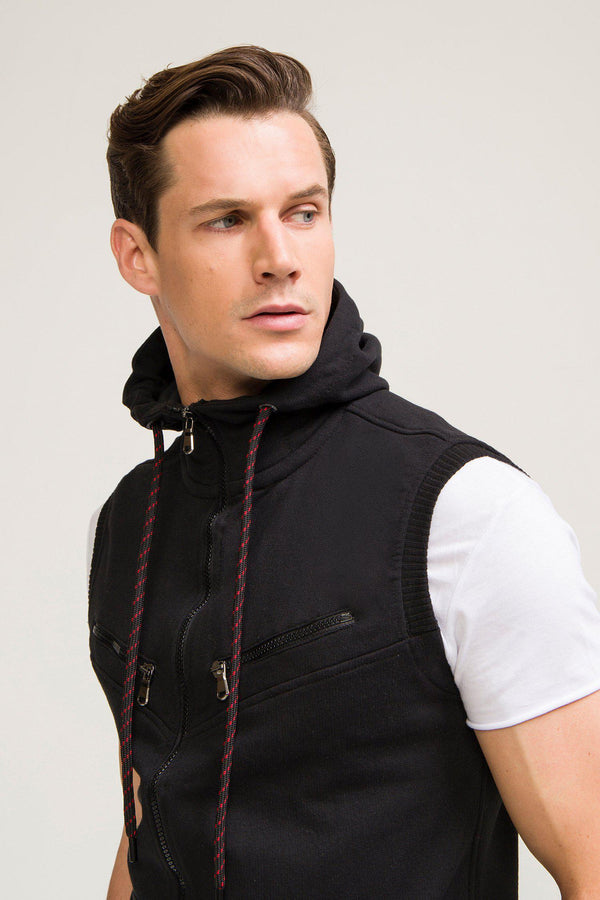 Mountaineer Gilet Vest - Black