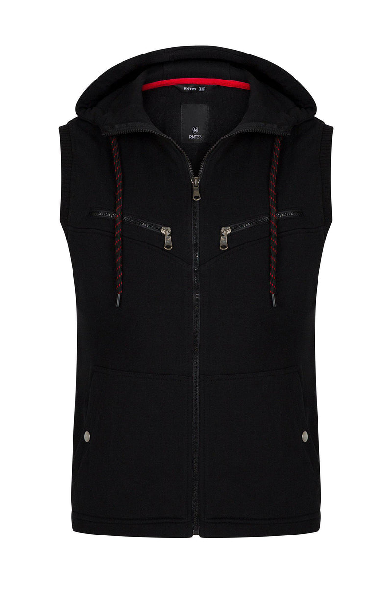 Mountaineer Gilet Vest - Black - Ron Tomson
