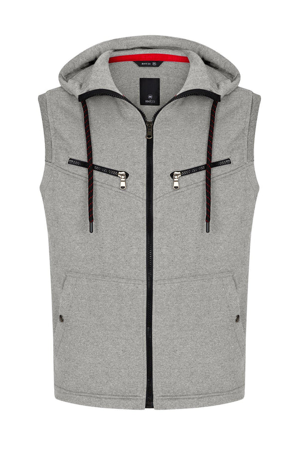 Mountaineer Gilet Vest - Grey