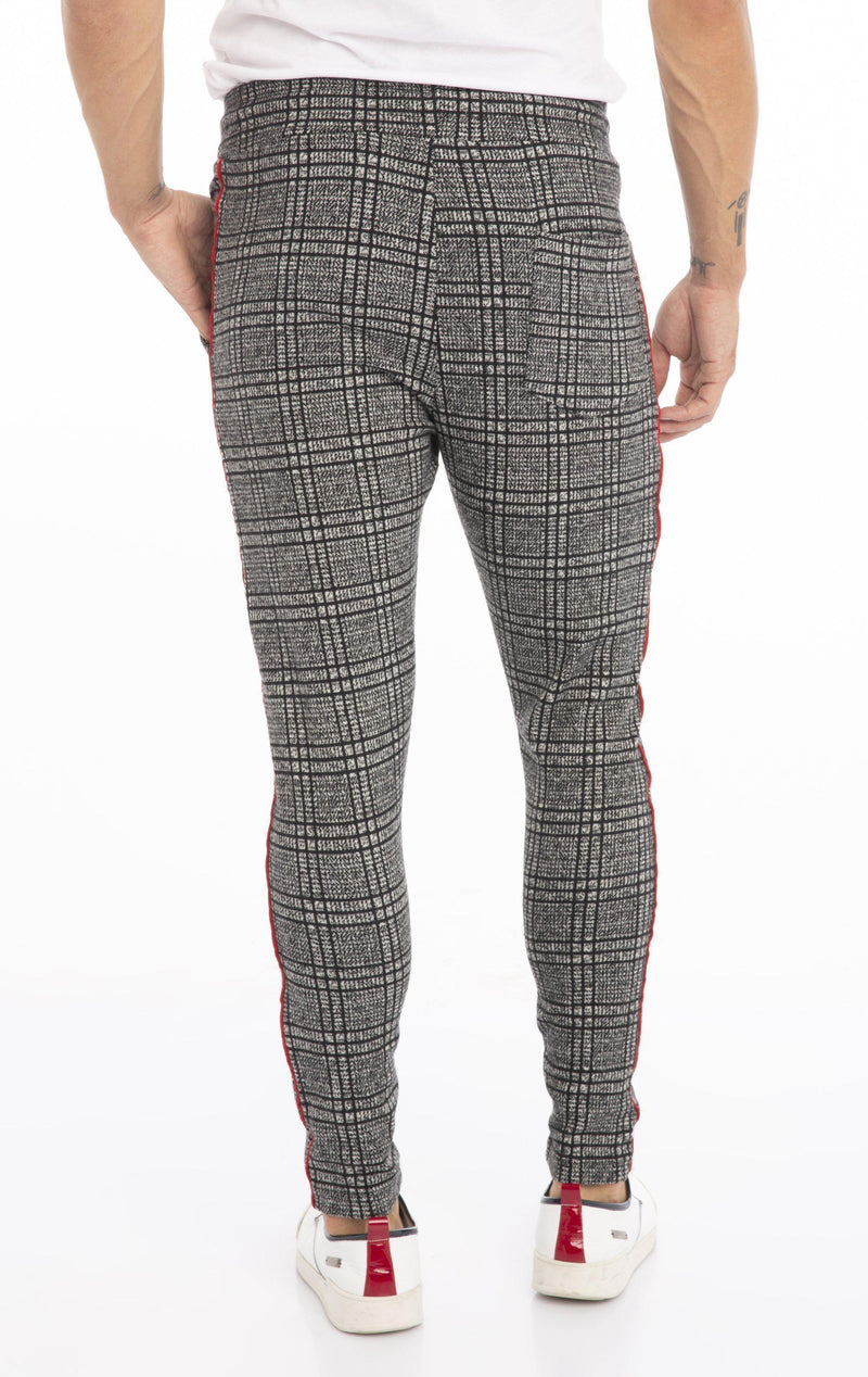 Overnight Joggers - Black Grey