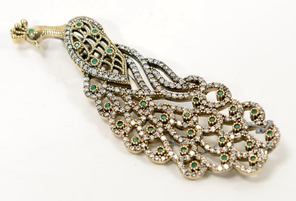 Peacock Brooch - PN-1957