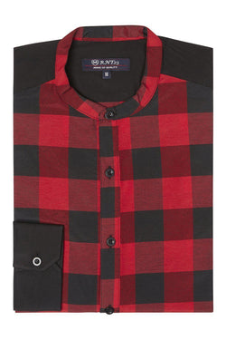 Plaid Printed Shirt