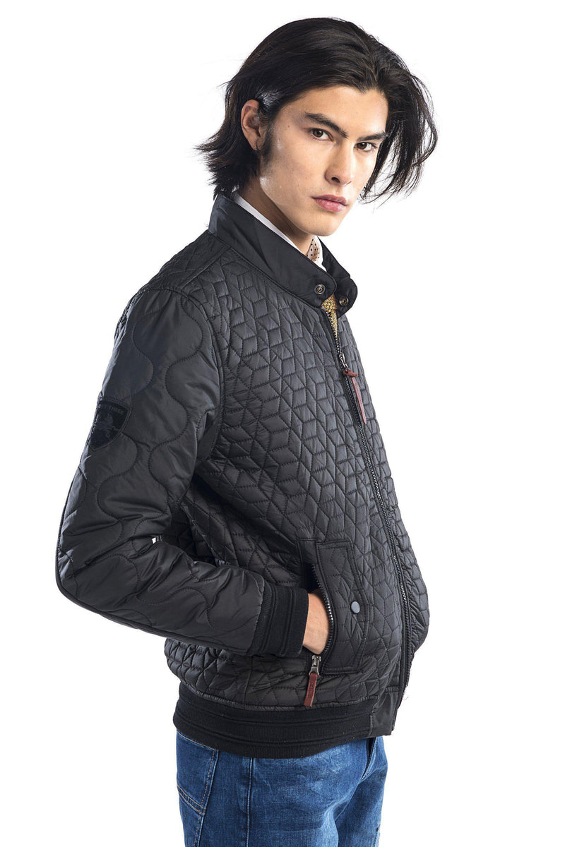 Quilted Bomber jacket - more colors - Ron Tomson