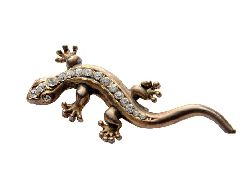 Serpent Pendant Brooch - Ron Tomson