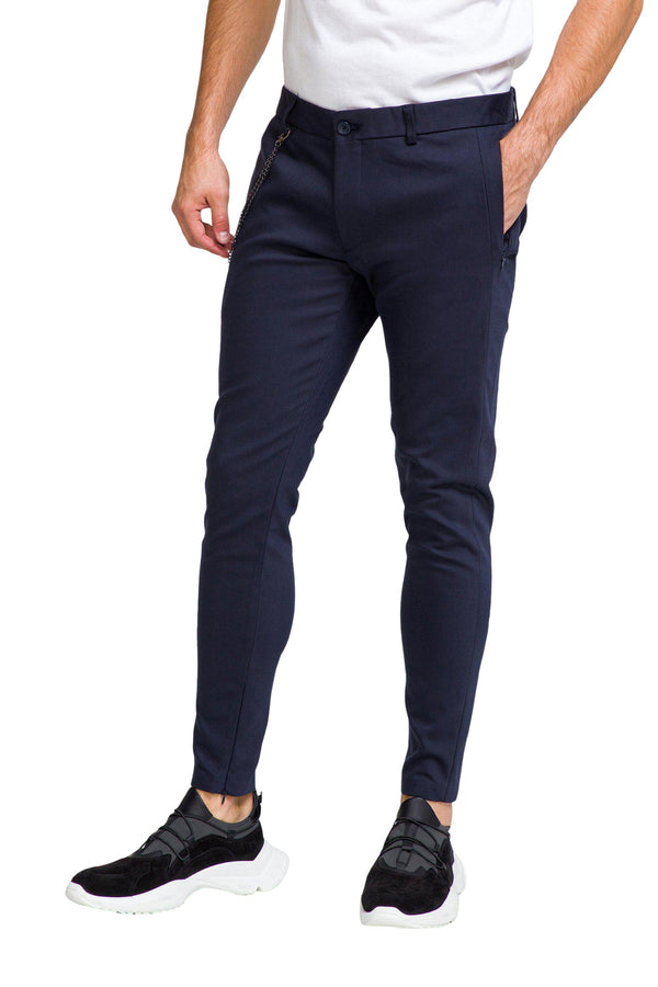 Tech Track Pants - Navy - Ron Tomson
