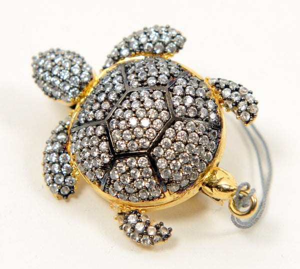 Turtle Brooch - PN-1923