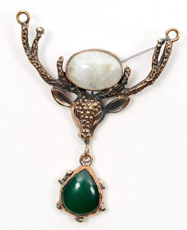 Vintage Pendant Collection - MSA-3130