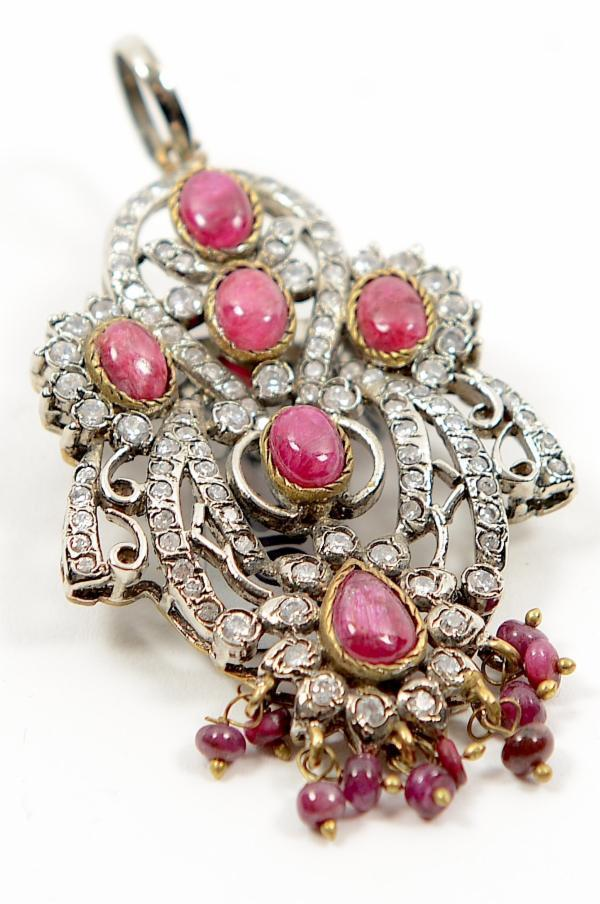 Vintage Pendant Collection - RZ-1550