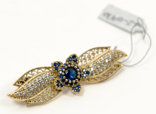 Vintage Pendant Collection - Z-0970 Blue