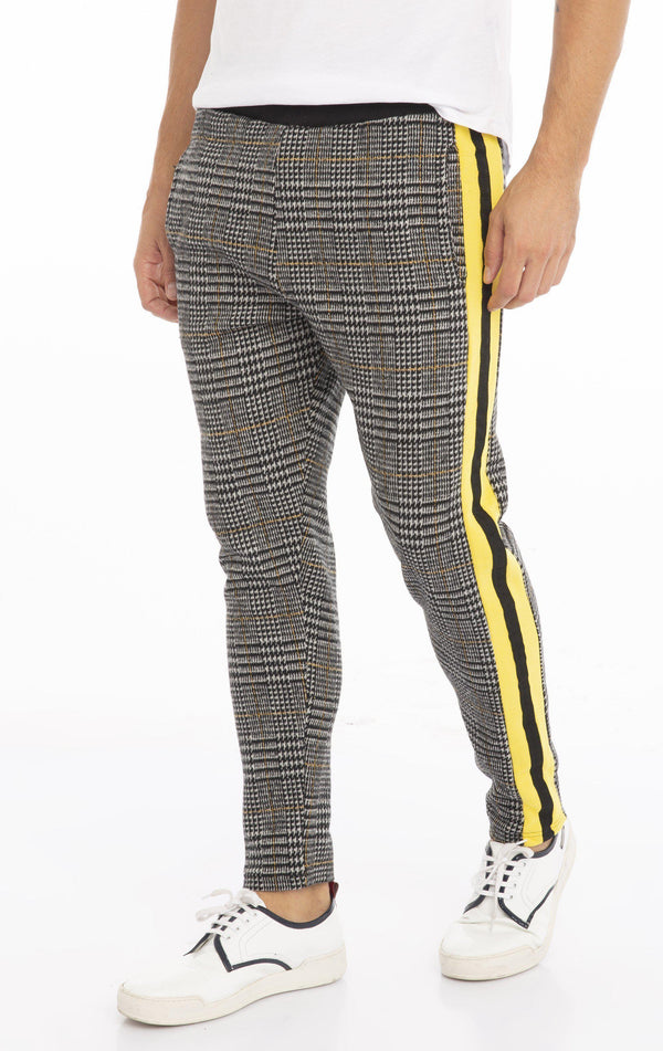 Weekend Joggers - Black Yellow
