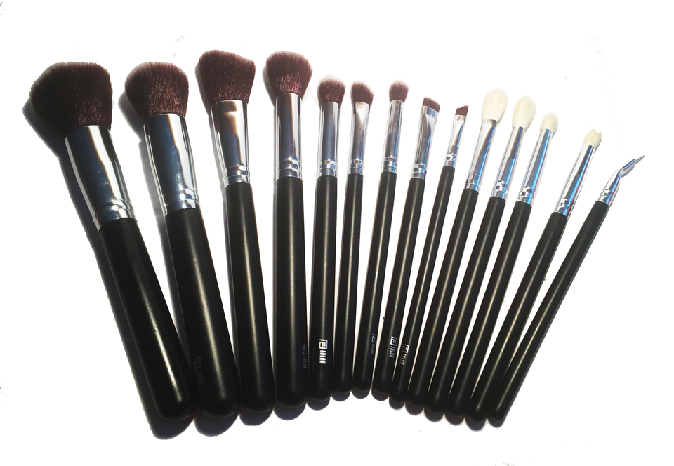 Luxury Make Up Brushes