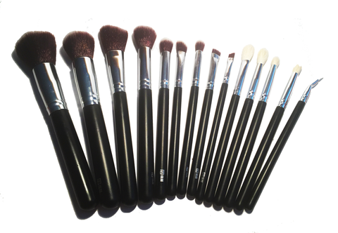 15pc Luxury Brush Set