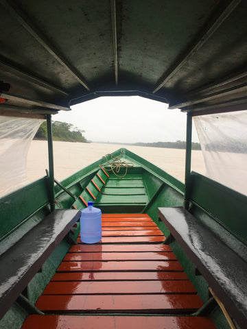 Amazon River Rainforest Lodge Boat Jungle Peru