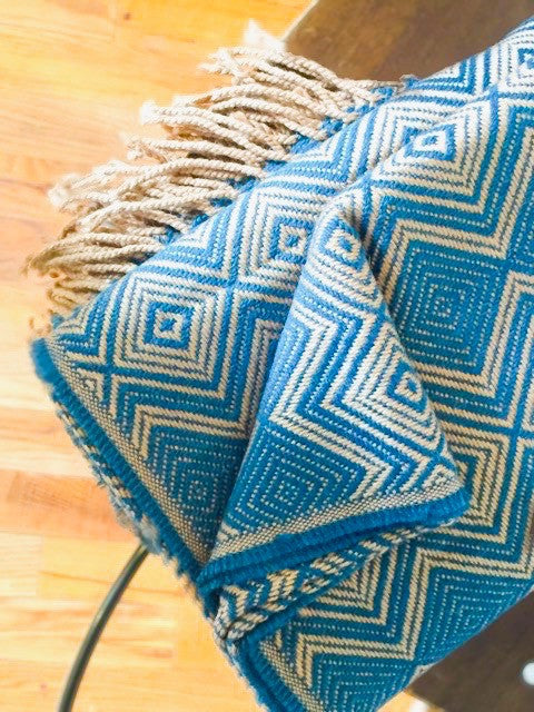 The Inca Throw