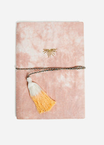 Tye Dye Cotton Journal