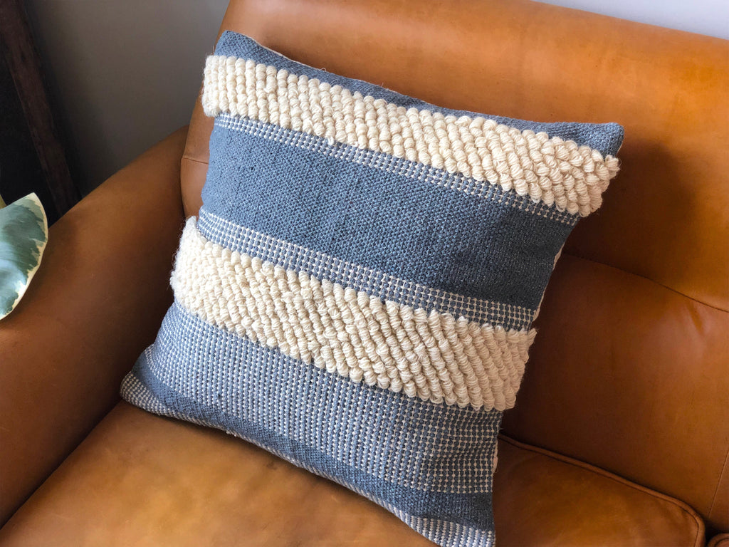 Textured Pillow Sleeve