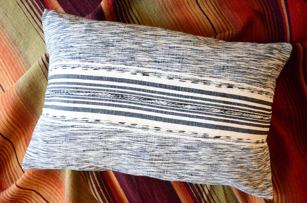 Braided Lumbar Pillow