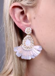 Baldwin Embellished Earrings