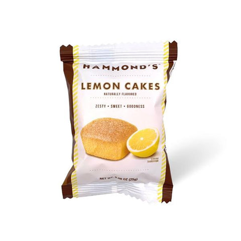 Hammond's Lemon Cake