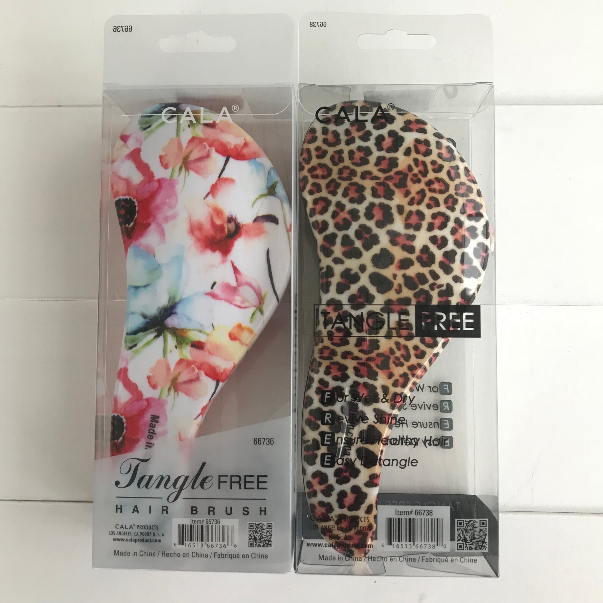 Tangle Free Hair Brush