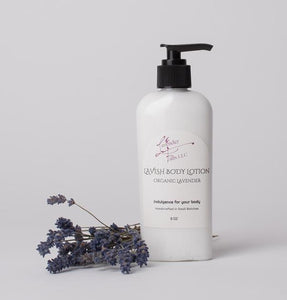 Lavish Lavender Body Lotion