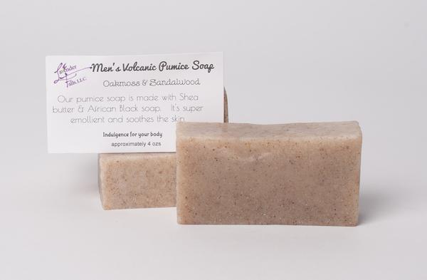 Men's Pumice Bar