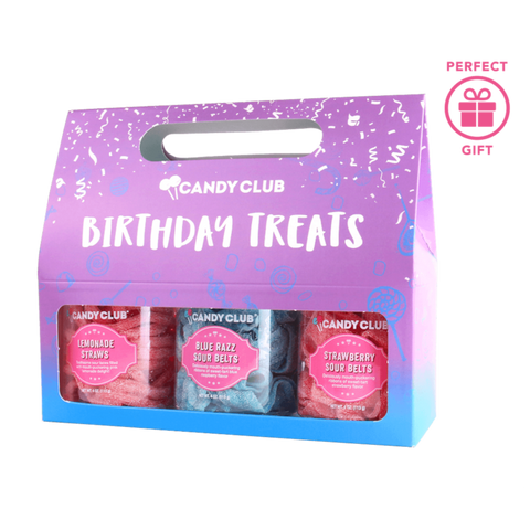 Birthday Treats Gift Set