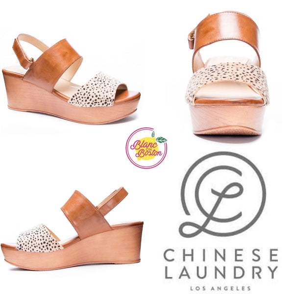 Christel Wedges by Chinese Laundry