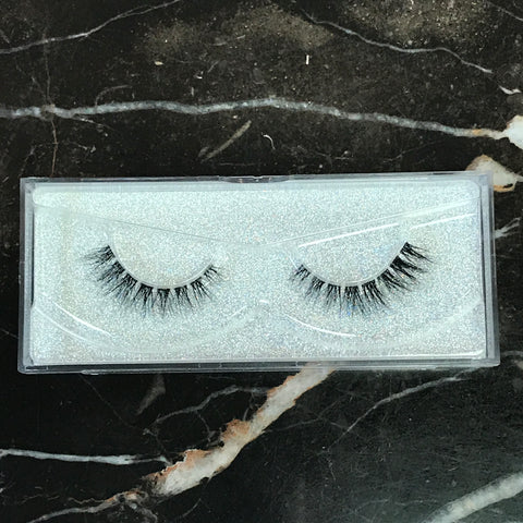 Marrakesh Clear Band Mink Lash