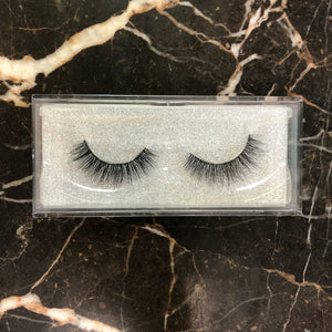 Segovia Clear Band Mink Lash
