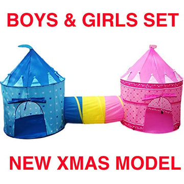 Boys & Girls Dress-up Playhouse