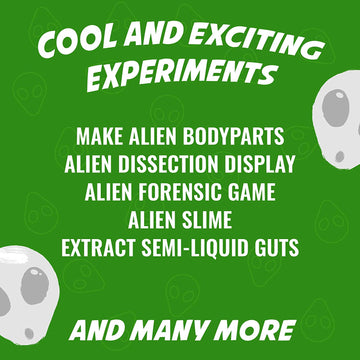 Alien Anatomy Science Kit