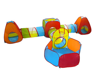 Jumbo Jungle Gym Playhouse Bundle