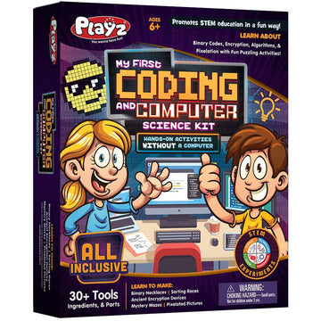 Coding & Computer Science Kit