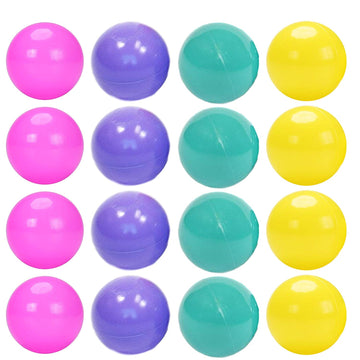 200 Princess Edition Plastic Pit Balls